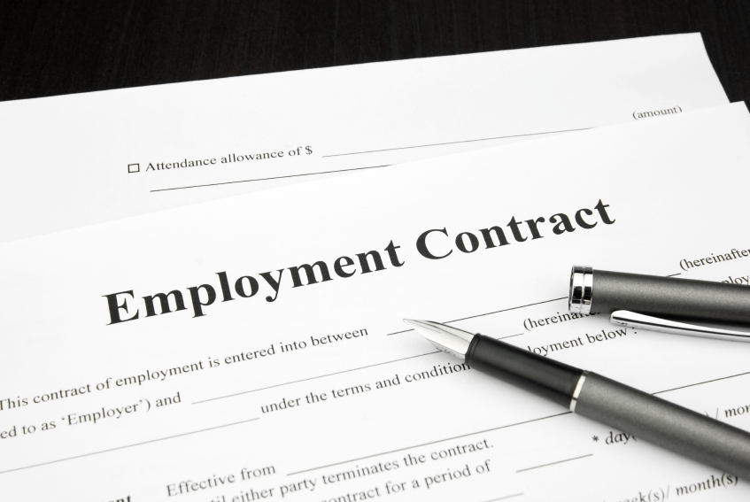 Image result for employee contracts